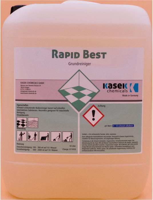 Rapid Best