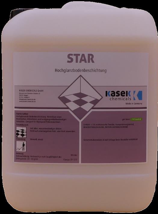 STAR  Bodenbeschichtung
