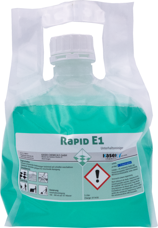 Rapid E1 BRAINYPACK®