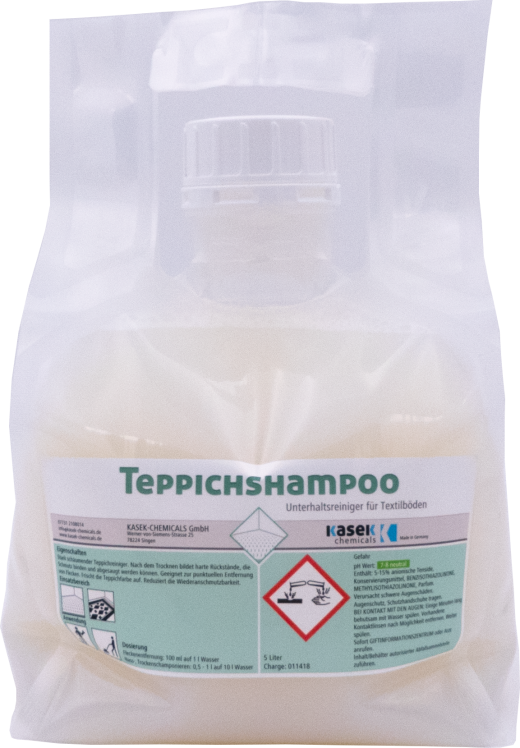 Teppichshampoo BRAINYPACK®