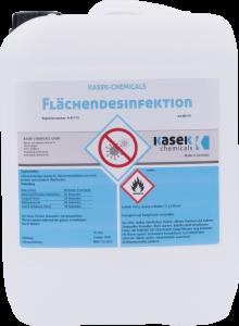 Flächen - Desinfektion